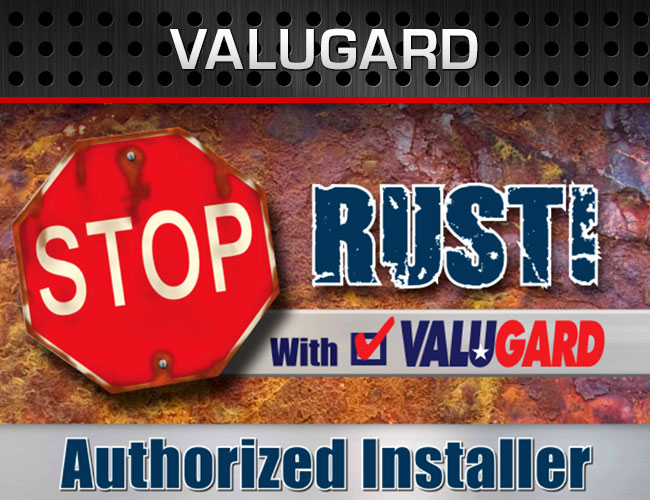 ValuGard Rust Protection